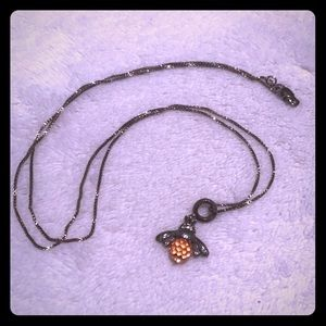 NWOT Honeybee Necklace